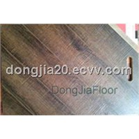 Horizental Vein HDF Laminated Wooden Flooring