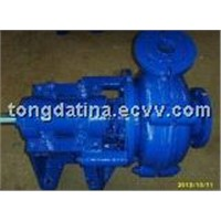 Horizontal Centrifugal Industrial Slurry Pumps