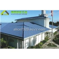 Hot sale stone-coated metal roofing tile