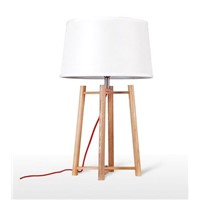 Hot sell modern wooden table lamp LBMT-DT
