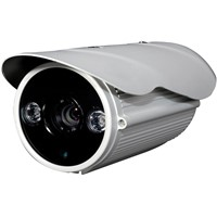 IP Security Camera with 2 PCS Array IR LED CMOS Camera Waterproof for Outside Using