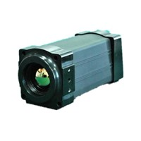 IP thermal imaging camera with temperature measurement