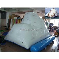 Inflatable Iceberg Climbing water sport