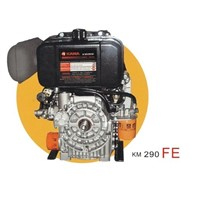 Kama 18.3HP Air-Cooled Double-Cylinder Diesel Engine (KM290FE)