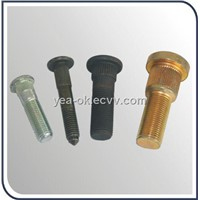 Knurl Bolt/Knurled Bolt/Automotive Wheel Screws/automotive bolt