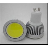 LED Spotlight bulb dimmable cob spot lamp
