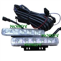 Led daytime running lamp Universal lamp 5W led DRL lighting for auto