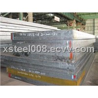 Low alloy steel plate sm490a,sm520c,sm570 in supplying