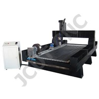 Marble CNC Router Engraver Machine JCUT-1325C With Rotary