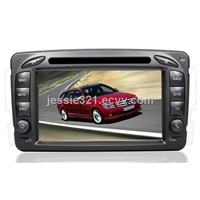 Mercedes Benz C Class W203/G-W463/Viano Car DVD Player Stereo with GPS,TV,Bluetooth