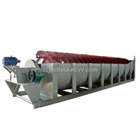 Mineral processing spiral classifier manufacturer with low price