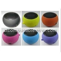 Mini Hamburger Portable Speaker for iPd iPhn Mobile Phone MP3/MP4