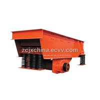 Mining Equipment sand vibrating feeder with low price