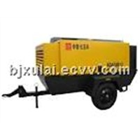 Mobile Electrical Screw Air Compressors HM series