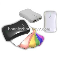 Mobile Power Bank / 5000mAh Power Bank / Li-Polymer Power Bank