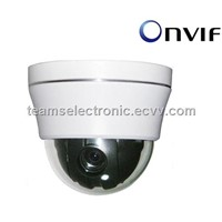 Network Speed Dome Cameras,480 TV Lines Day/Night,Support SONY Super HAD CCD