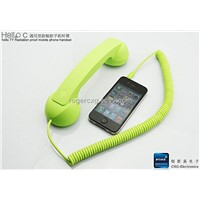 New Arrived Retro Handset For Mobile Phone