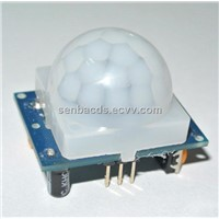 New PIR Motion detector module