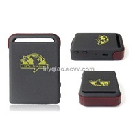 Newest!!! Promotion low price Vehicle Realtime car mini GPS Tracker TK102 for persons and pets