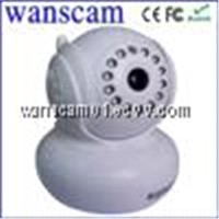 P2P Indoor Wireless ip camera