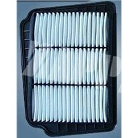 PP+Non-Woven Fabric Car Air Filter for GM 96553450 220x288x36.5mm