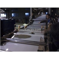 PP PE  Sheet Extrusion Line Machine