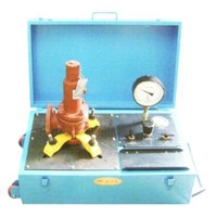 PTP series medium and low pressure air test Safety Valve Test Bench