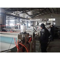PVC Sheet Extrusion Production Line