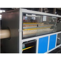 PVC Water Supply/Drainage Pipe Extrusion Line