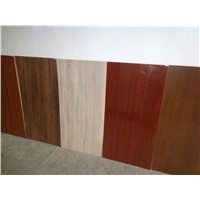 PVC film for steel door