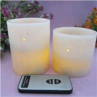 Paraffin Wax And Flameless Advent Candles For Sale