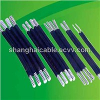 Paraller Collecting Aerial Insulating Cable