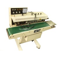 Plastic Bag Continuous Sealing machine