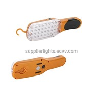 Plastic cordless LED Inspection Lights 36pcs