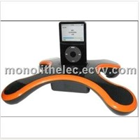 Portable Mini Speaker for iPod Touch Nano Shuffle Classic iPhone