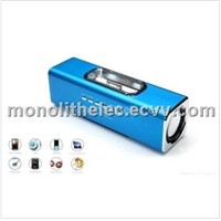 Portable Speaker for Mini Apple iPod Touch Nano Shuffle Classic iPhone MP3 MP4