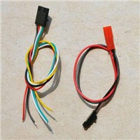 Power and AV out plug CABLE for TX TRANSMITTER
