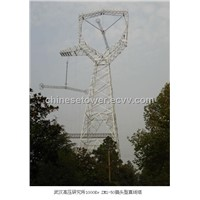 Power transmission tower,single pipe tower,angle steel tower,telecommunication tower,microwave tower
