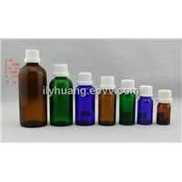 Providing Amber glass bottle for Essential Oil , Cobalt bottle,green bottle