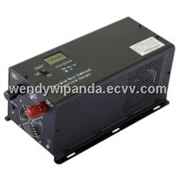 Pure sine wave inverter with charger and UPS