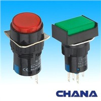 Push Button Switch (CB6)-22DS