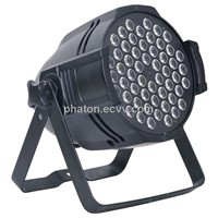 RGB LED Parcan Light 3W*54