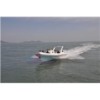 Liya boat,RIB boat 8.3m,rigid inflatable boat--with CE