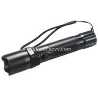 Rechargable High Power CREE Q3 LED Police Flashlight