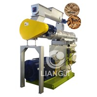 Ring Die Sawdust Pellet Press