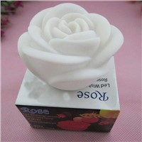 Romantic Rose Flower Candle For Decoration