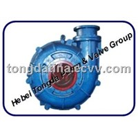 Rubber Lined Slurry Pump (40ZJ-I-A17)