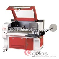 S30I/S60I laser cutting machine for label with auto feeding