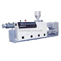 SJS Parallel Twin Screw Extruder| plastic extruder