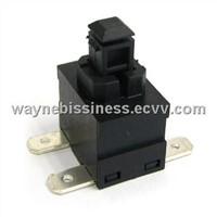 SPST DPST On/off push Switches for electric oven toaster,coffee machine,stirrer,connector